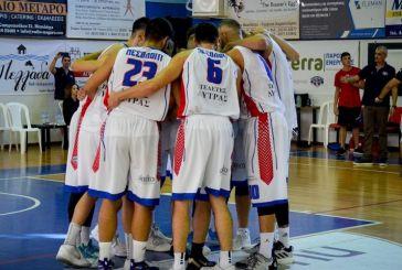 """Το πάθος στο Μεσολόγγι ξεπερνάει τα """"αγκάθια"""" της Basket League"""