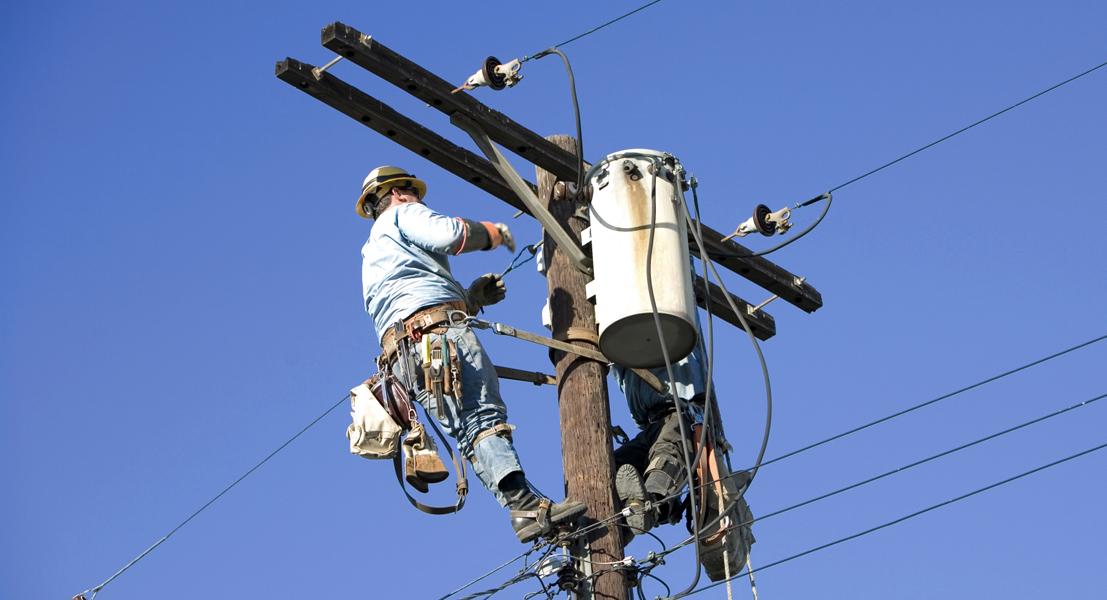 Προσωρινή διακοπή ρεύματος από κομμένο καλώδιο σε τμήμα του Αγρινίου