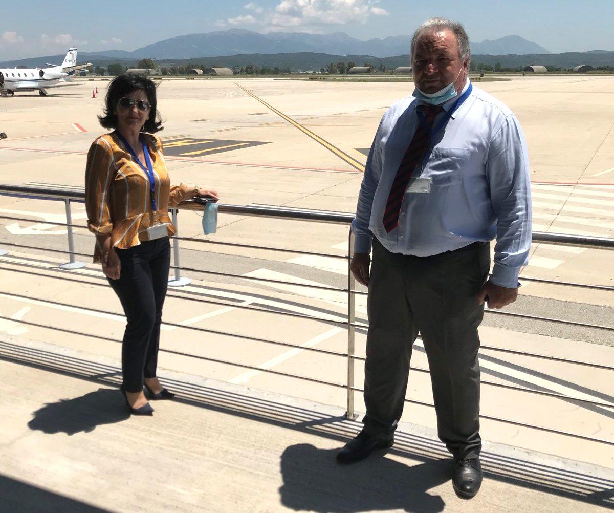 Έτοιμο το αεροδρόμιο Ακτίου να υποδεχθεί τους πρώτους επιβάτες απο το εξωτερικό