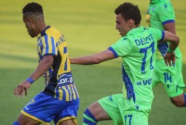 Παναιτωλικός – Αστέρας Τρίπολης 1-1: Έκανε τη… ζημιά ο Αστέρας στον Παναιτωλικό