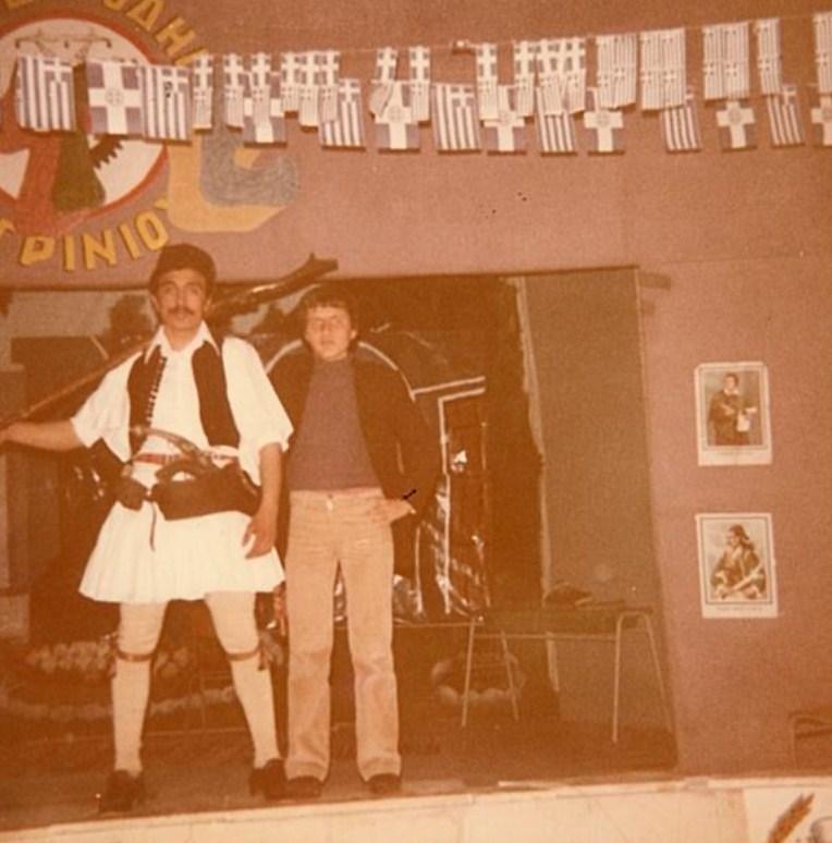 O Σπύρος Αδάμης θυμάται την πρώτη (ίσως) εκδήλωση για την επέτειο της απελευθέρωσης του Αγρινίου