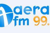 """Ανανεωμένο και δυναμικό το ενημερωτικό πρόγραμμα του """"AERAS FM""""-99,5"""