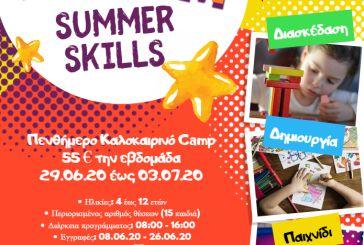 «Museum Summer Skills»: Το θερινό πρόγραμμα στο Παιδικό Μουσείο Θεσσαλονίκης