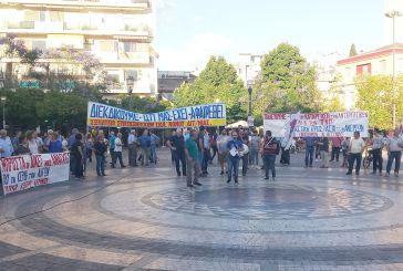 Συλλαλητήριο κατά του νομοσχεδίου για τις διαδηλώσεις την Πέμπτη στο Αγρίνιο