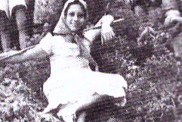 Η Μαρία Δημάδη των νεανικών χρόνων ανάμεσα στους Αγρινιώτες παραθεριστές του Μεσοπολέμου.