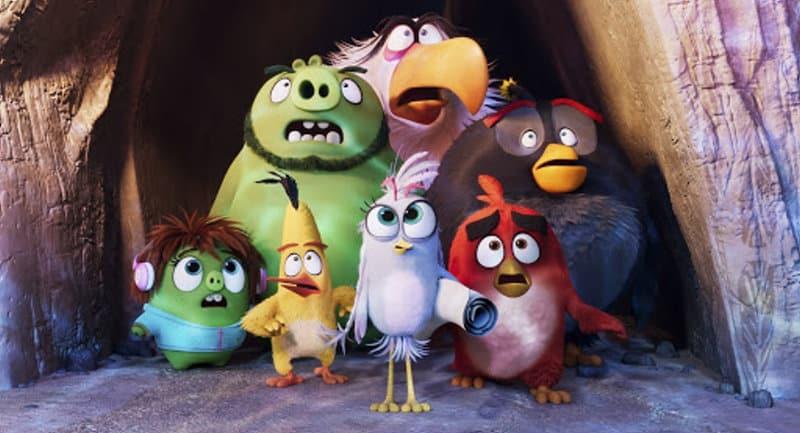 """ANGRY BIRDS 2"" αντί για ""TOY STORY 4"" στο ""Ελληνίς"" την Κυριακή"