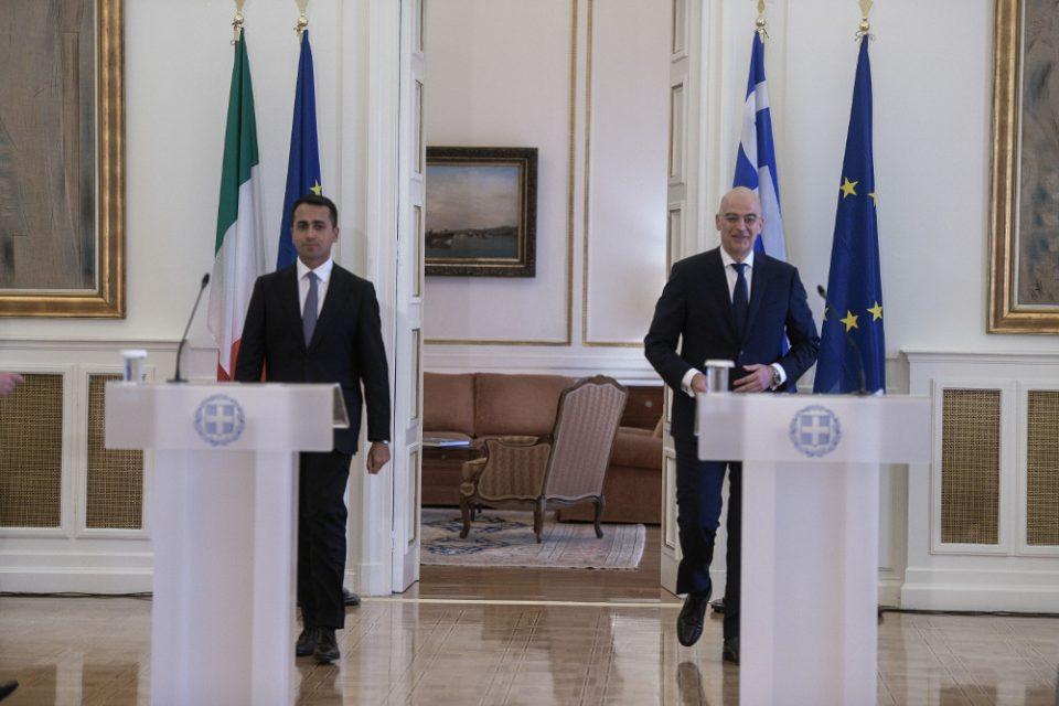 Τι περιλαμβάνει και τι σημαίνει η ιστορική συμφωνία Ελλάδας–Ιταλίας για την ΑΟΖ