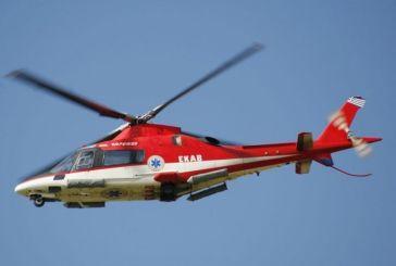Αεροδιακομιδές με μικρά ελικόπτερα ζητά ο δήμαρχος Αγράφων
