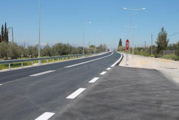 Κυκλοφοριακές ρυθμίσεις λόγω εργασιών στην επαρχιακή οδό Βόνιτσας-Αστακού