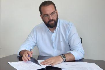 Mε τον Πρόεδρο του Ελληνικού Ερυθρού Σταυρού θα συναντηθεί ο Νεκτάριος Φαρμάκης