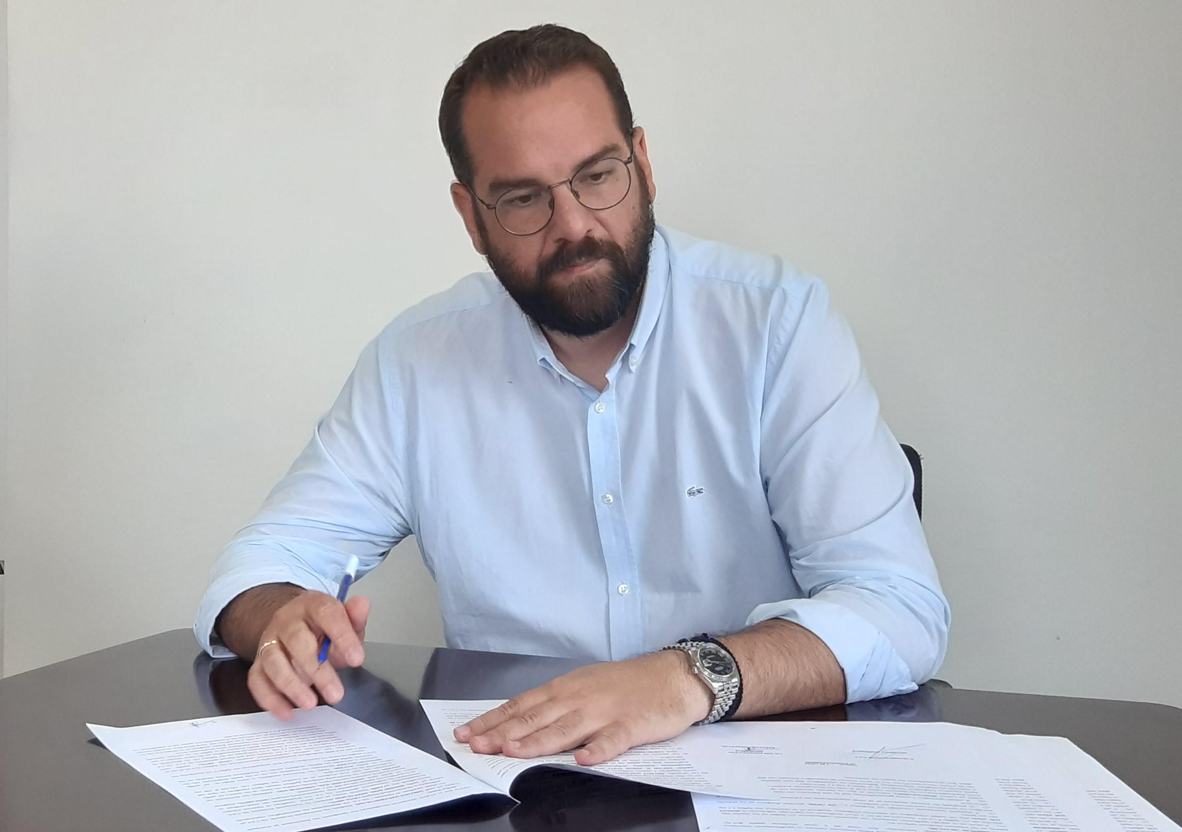 Προχωρούν οι μελέτες για τη δημιουργία επιχειρηματικών πάρκων στην Δυτική Ελλάδα