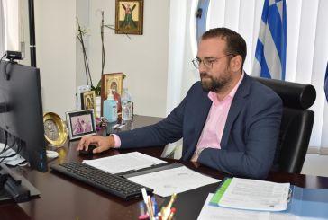 Με τον υφυπουργό Τουρισμού, Μάνο Κόνσολα θα συναντηθεί ο Νεκτάριος Φαρμάκης