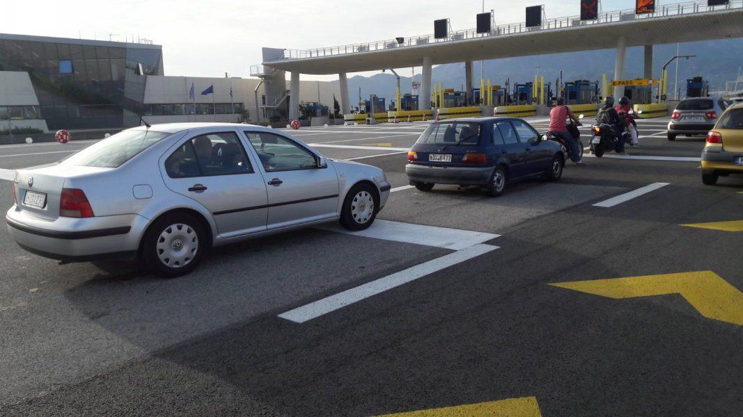 Παράπονα οδηγών για πρωινές ουρές στη Γέφυρα Ρίου- Αντιρρίου