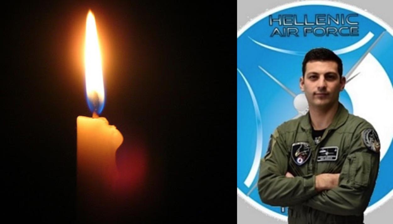 Θρήνος για τον πιλότο που σκοτώθηκε σε τροχαίο – Λίγο πριν είχε αναχαιτίσει τουρκικά μαχητικά