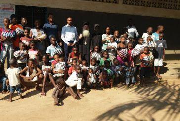 Χαμόγελα σε παιδάκια της Κανάγκας του Κογκό με αγρινιώτικη συνεισφορά