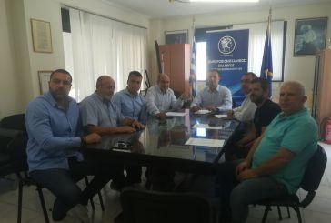 Συναντήσεις του συνδυασμού Κατσιφάρα με εκπροσώπους της επιχειρηματικότητας στο Μεσολόγγι