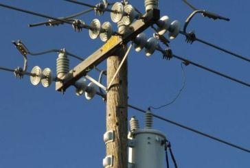 Διακοπή ρεύματος στον Αστακό λόγω κεραυνού