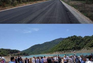 Θετικές οι δράσεις για τη Λίμνη Κρεμαστών, προϋπόθεση όμως  ο δρόμος Αγρίνιο-Καρπενήσι