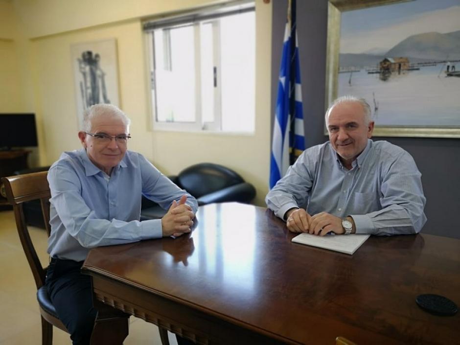 Μεσολόγγι: αποζημιώσεις ελαιοπαραγωγών υποσχέθηκε ο πρόεδρος του ΕΛΓΑ