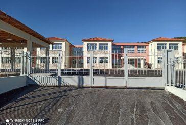 Θέρμο: Ολοκληρώθηκε και παραδίδεται το νέο κτήριο του Γενικού Λυκείου