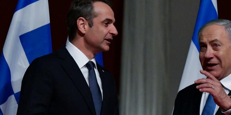 Στo Ισραήλ σήμερα ο Μητσοτάκη- Οι κινήσεις απάντηση στην τουρκική προκλητικότητα