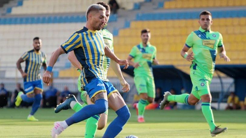 Παναιτωλικός – Αστέρας Τρίπολης 1-1: Γκέλα – καταδίκη!