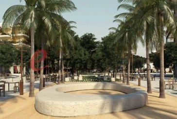 Το σχέδιο για τις αναπλάσεις των πλατειών Κεφαλοβρύσου και Τζαβελλαίων στη Ναύπακτο