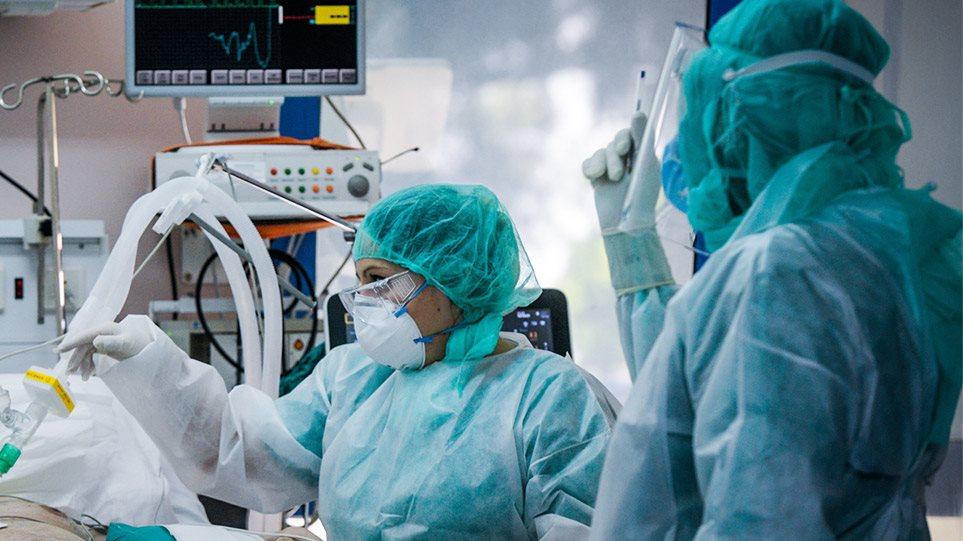 """""""Εντέλλεσθε"""" για νοσηλεία ασθενών με κορονοϊό στο Νοσοκομείο Μεσολογγίου"""
