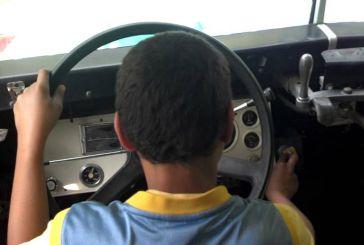 Αγρίνιο: Oδηγός ετών 14 και …αγνώστων στοιχείων