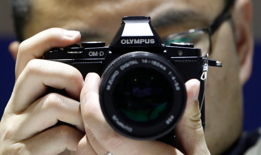 Τα smartphones «σκότωσαν» την Olympus -Τέλος οι φωτογραφικές μηχανές μετά από 84 χρόνια