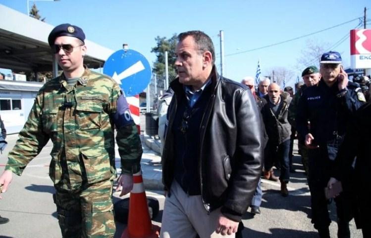 Αυστηρό μήνυμα Παναγιωτόπουλου σε Τουρκία: Ετοιμαζόμαστε ακόμη και για στρατιωτική εμπλοκή