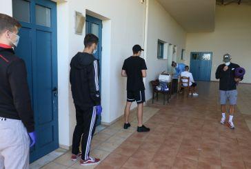 Covid… Free ο Παναιτωλικός μετά το πέρασμα από την Ξάνθη