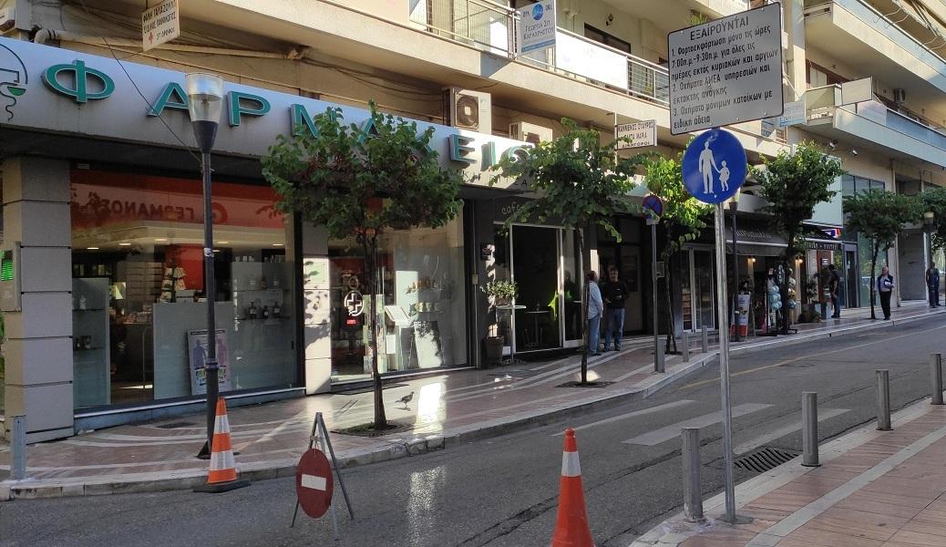 """""""Ανυπότακτο Αγρίνιο"""": δεν απαντήθηκαν τα ερωτήματα για τις πεζοδρομήσεις"""