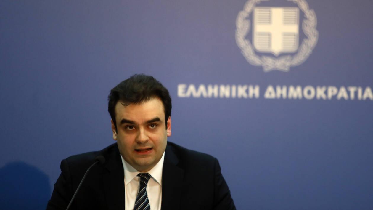 Πιερρακάκης: Οι νέες ταυτότητες θα είναι σαν το δίπλωμα οδήγησης, το ΑΦΜ θα γίνει ο νέος αριθμός μας