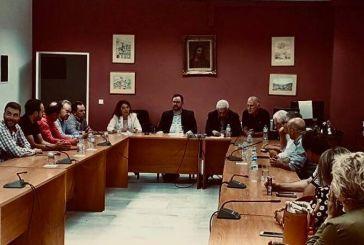 Άτυπη σύσκεψη στο Θέρμο για την υποστήριξη της τουριστικής ανάπτυξης