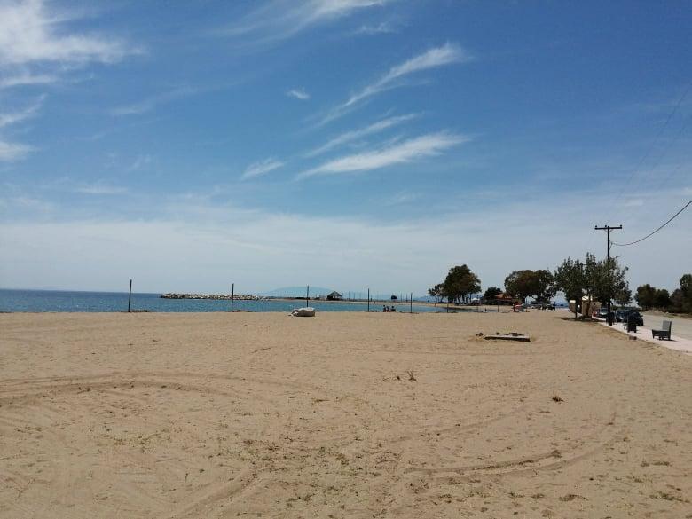 Αναβαθμίζεται  η παραλία Τουρλίδας