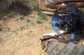 Τραυματισμός αγρότη από ανατροπή τρακτέρ στις Ραΐνες