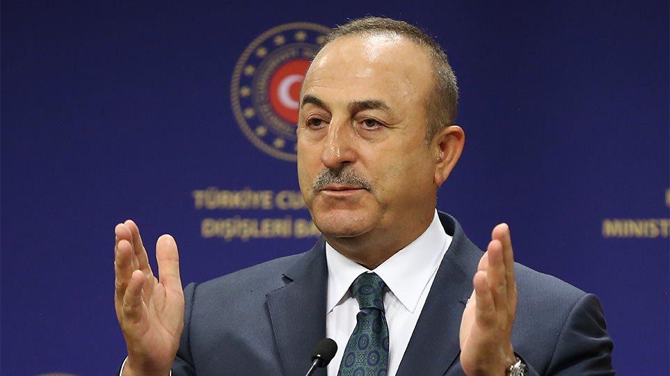 «Η Τουρκία είναι υπέρ του διαλόγου» λέει τώρα ο Τσαβούσογλου
