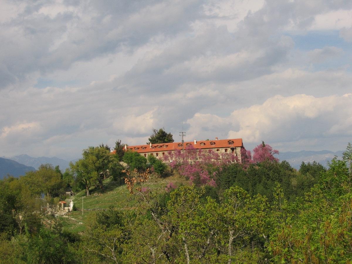 Η ιστορία της Ιεράς Μονής Βαρνάκοβας που έγινε παρανάλωμα πυρός
