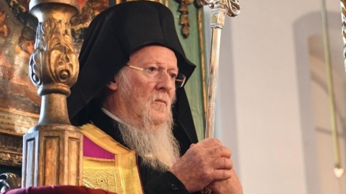 Βαρθολομαίος: Επιστολή συμπαράστασης για την καταστροφή στην Μονή Παναγίας Βαρνάκοβας