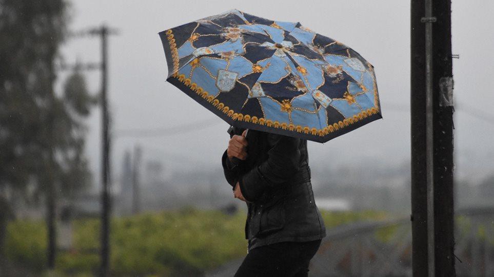 Αιτωλοακαρνανία: Εκτακτο δελτίο επιδείνωσης καιρού- Έρχονται καταιγίδες και χαλάζι