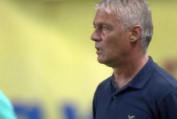 Χάβος: «Μας απελευθέρωσε το πρώτο γκολ γιατί είχαμε μεγάλο άγχος»