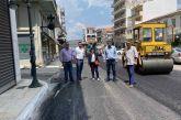 Ολοκληρώθηκε η αποκατάσταση του ασφαλτοτάπητα στην Αμφιλοχία