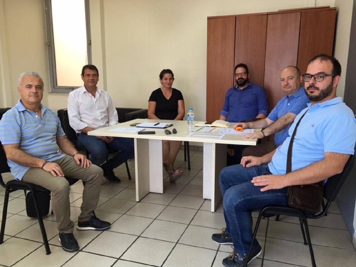 Σημαντικές παρεμβάσεις σχεδιάζει ο Δήμος Αμφιλοχίας για ένταξη στην Αλιεία του προγράμματος CLLD/LEADER