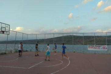 Τουρνουά μπάσκετ 3×3 της ΚΝΕ στην Αμφιλοχία