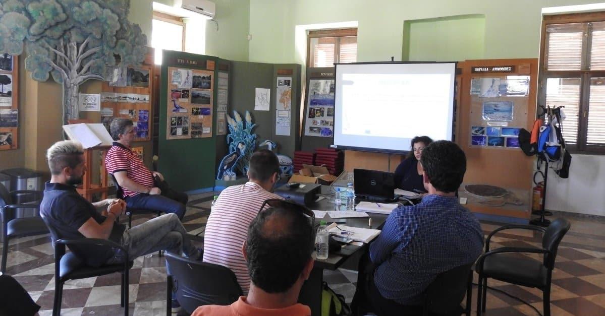 Πρώτη συνάντηση δικτύωσης για την προστασία και διατήρηση των αργυροπελεκάνων