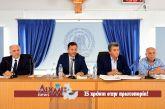 Μεσολόγγι: Απουσία και των επτά βουλευτών ξεκίνησε το Δ.Σ. για το μεταναστευτικό