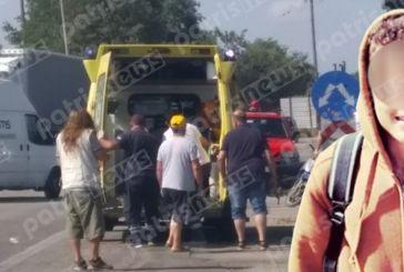 Τραγωδία στην Πατρών – Πύργου: Νεκρός 16χρονος σε τροχαίο με μηχανή που οδηγούσε ο παππούς του