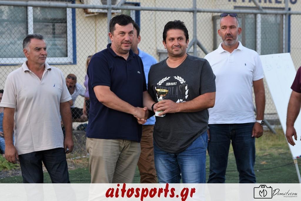 ΕΠΣ Αιτωλοακαρνανίας: Κύπελλο Ήθους σε έξι ομάδες