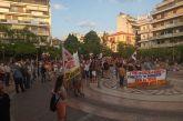 Συλλαλητήριο του Εργατικού Κέντρου Αγρινίου ενάντια στο νομοσχέδιο για τις διαδηλώσεις